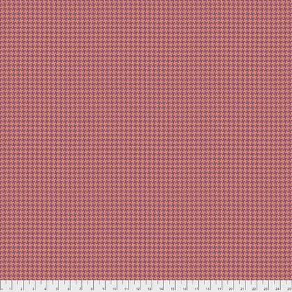 Houndstooth in Orange from Avalon by Joel Dewberry for FreeSpirit Fabrics