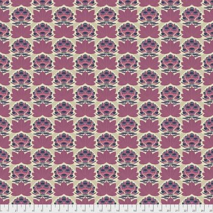 Sugar Bloom in Berry from Avalon by Joel Dewberry for FreeSpirit Fabrics