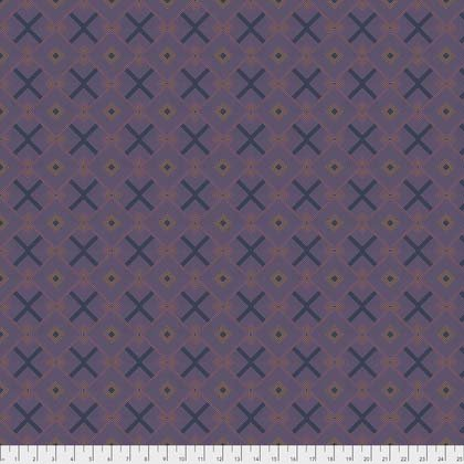 Squared in Midnight from Avalon by Joel Dewberry for FreeSpirit Fabrics