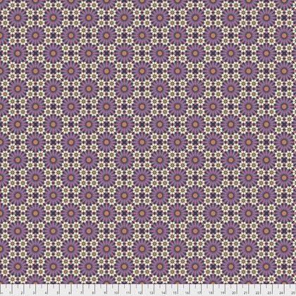 Casablanca in Midnight from Avalon by Joel Dewberry for FreeSpirit Fabrics