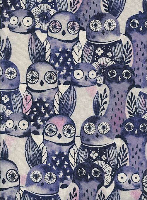 Eclipse in Wise Owls from Cotton + Steel