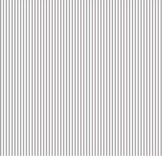 Small Stripe SILVER by Riley Blake Designs