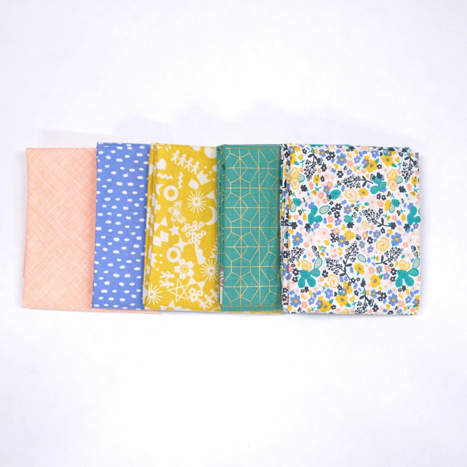 Is It Spring Yet? - Crosscut Sewing Custom Bundle - (5) Half Yards