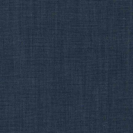 Santa Barbara Tencel/Cotton Chambray in Denim from Robert Kaufman