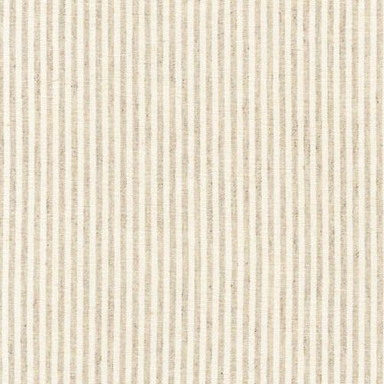Essex Yarn Dyed Classic Wovens STRIPES in Natural