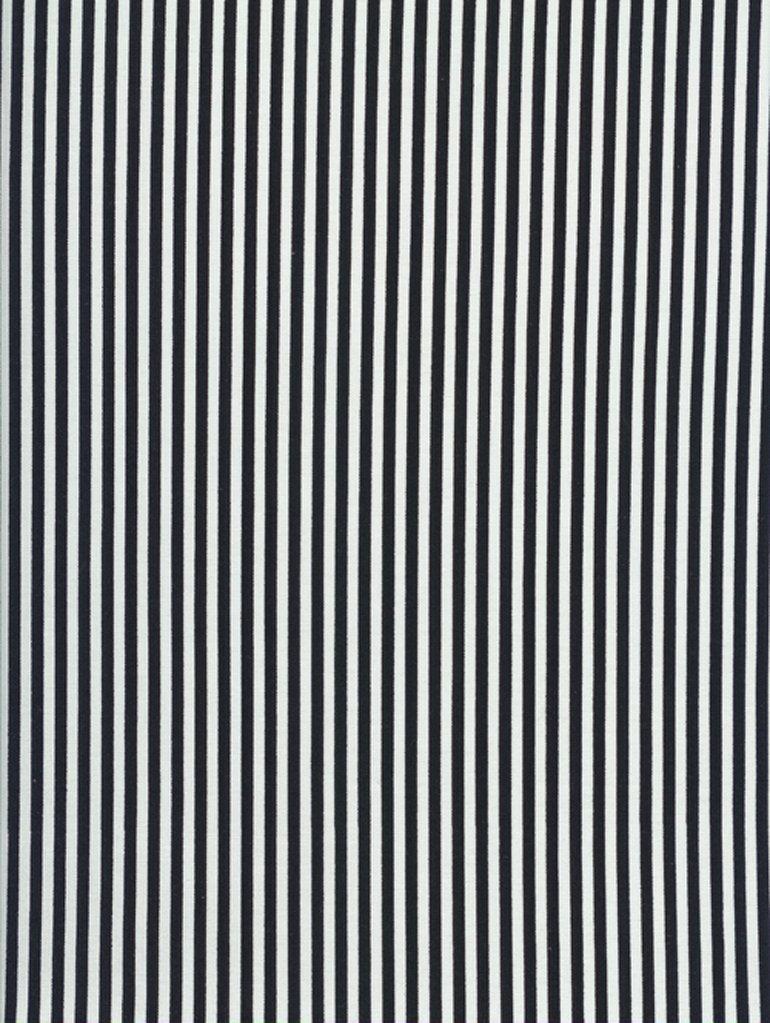 Timeless Treasures 1/8 Inch Stripe - C8109-Black