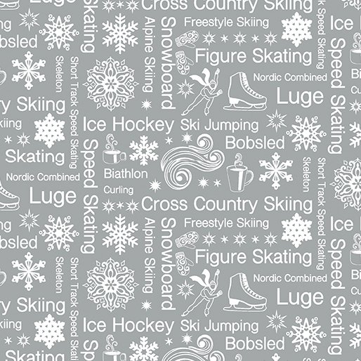 Winter Games TEXT by Amanda Murphy for Contempo