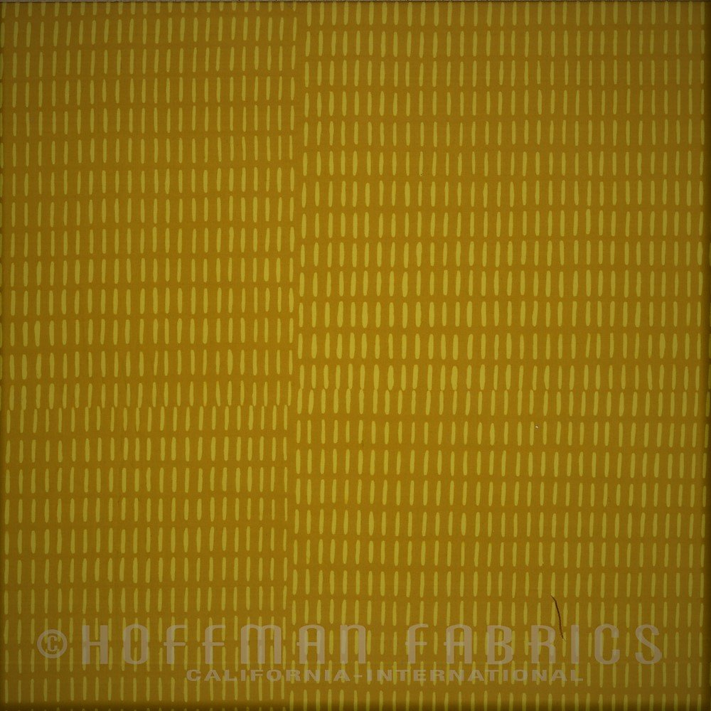 103 Chartreuse Batik by Hoffman Fabrics 100% cotton 44 wide