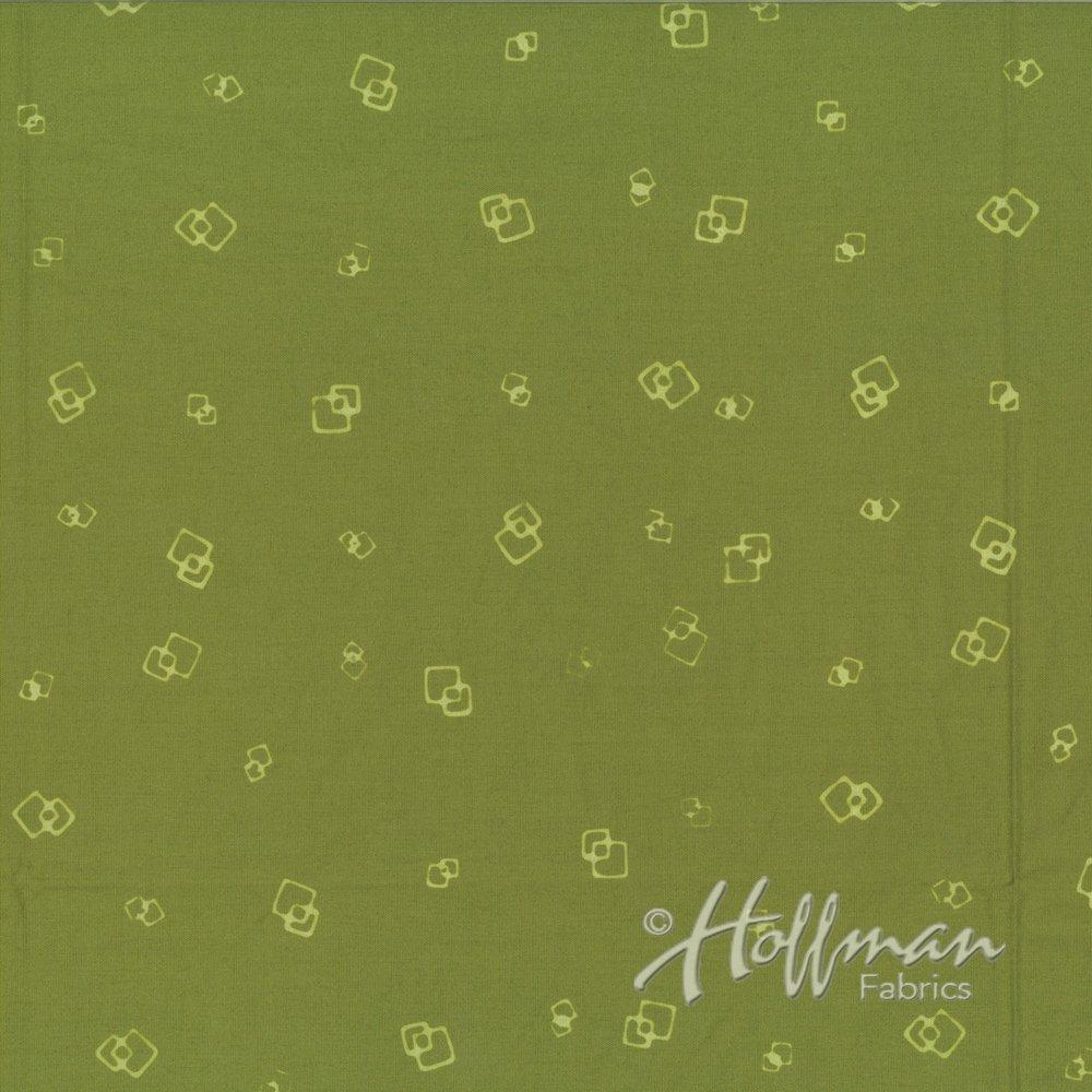 119 279 Crocodile Batiks by Hoffman Fabrics 100% cotton 44 wide