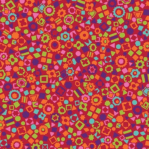 01311 10 Summer Garden by Benartex 100% cotton 44 wide
