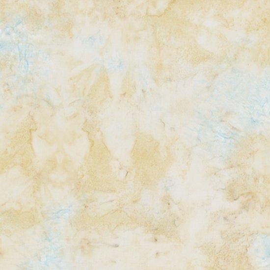 1384 33 CREAM  HAND-DYED BATIK BY HOFFMAN FABRICS