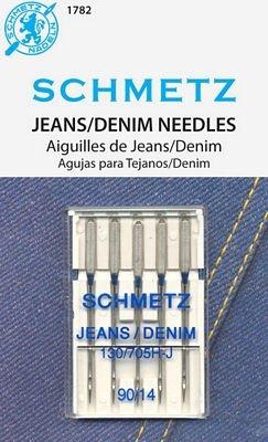 Schmetz Denim Machine Needles