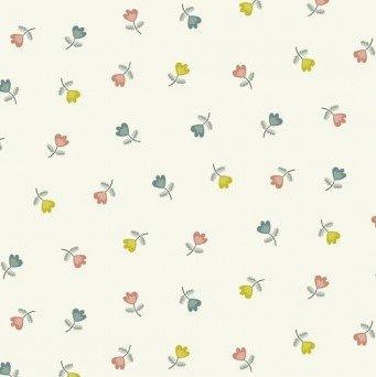 1845Q Modern Retro by Makower 100% cotton 44 wide