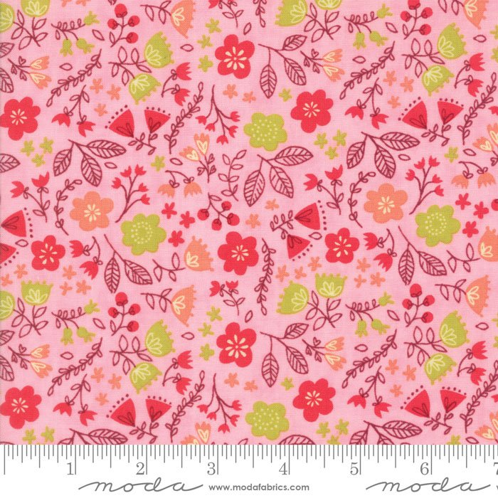 20524 12 Just Another Walk in the Woods by Stacy Iset Hsu for Moda 100% cotton 44 wide