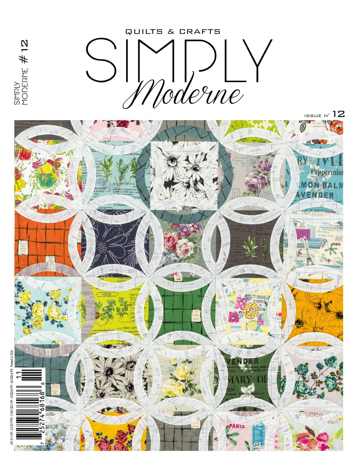 Simply Moderne Magazine Issue 12