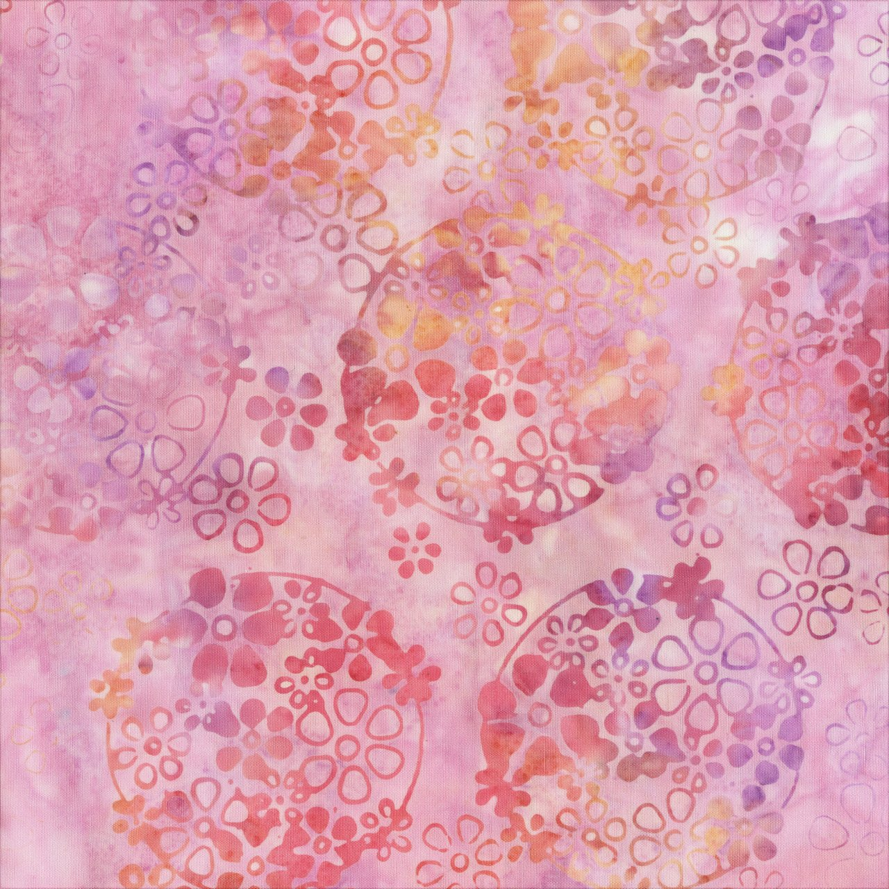 316Q 8  PINK  JACQUELINE'S DESIRE BY ANTHOLOGY FABRICS