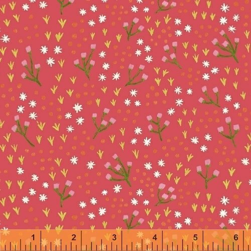 42632-7 Meriwether by Amy Gibson for Windham Fabrics 100% cotton 44 wide