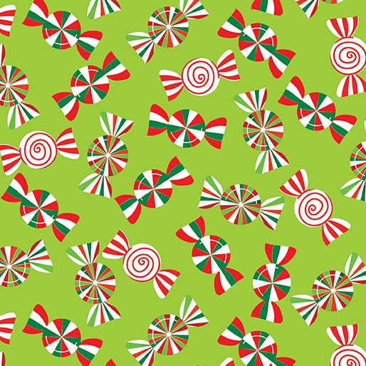 08393 Holiday Cheer by Benartex 100% cotton 44 wide