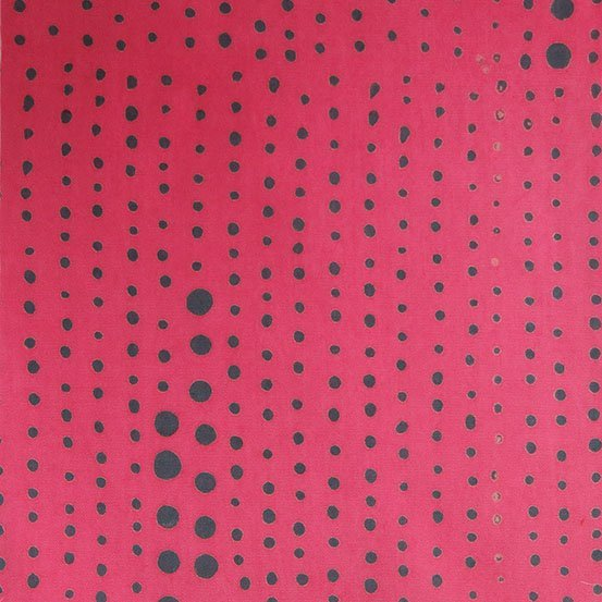 8131 Strawberry Chroma Batik by Alison Glass for Andover 100% cotton 44 wide