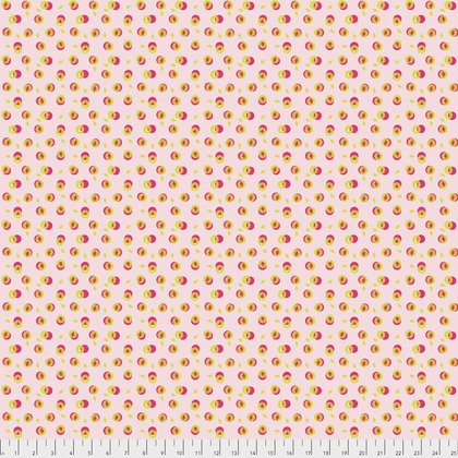 PWAH131 PINK  PASSIONFLOWER COLLECTION BY ANNA MARIA HORNER FOR FREE SPIRIT FABRIC