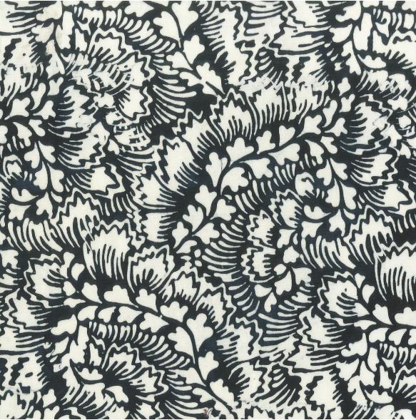 2009Q 1 Batik for Anthology Fabrics.  100% cotton 43 wide