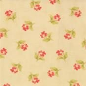 20215 18 Poppy Blooms Biscuit from Honeysweet by Fig Tree Quilts