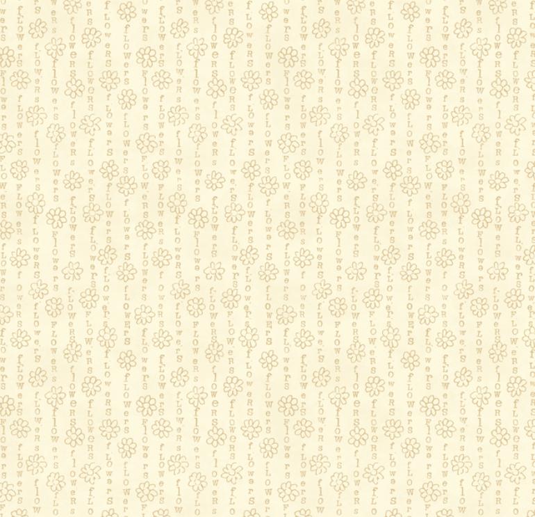 51659 9 Potpourri Flower Stripe by Laura Heine for Windham Fabrics. 100% cotton 43 wide