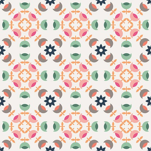 CUR 19134 Curiosities by Heritage Medals Klar for Art Gallery Fabrics 100% cotton 44 wide
