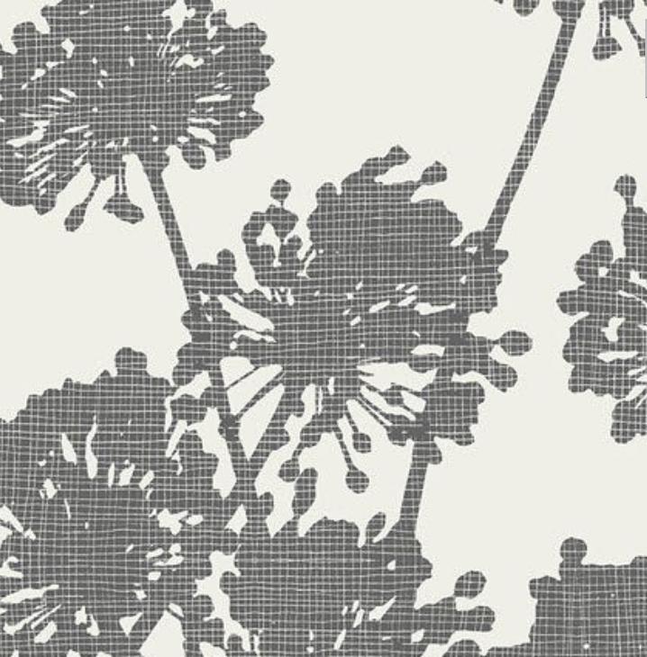 AVG 28913 Grey Taraxacum Panel from Avantgarde by Katarina Rocce