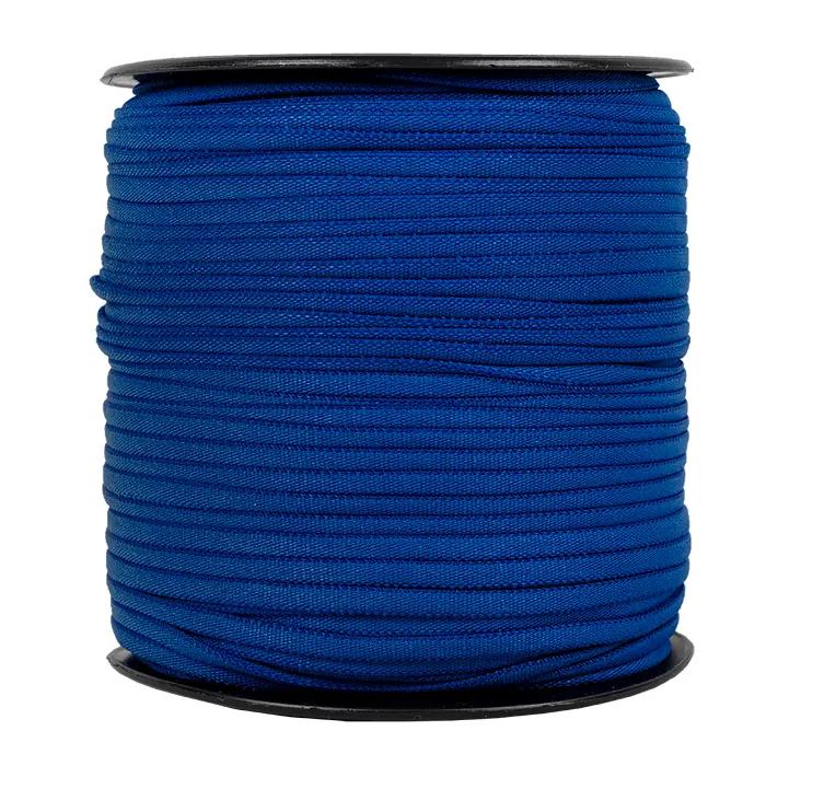 1/6 Banded Stretch Elastic Dark Blue