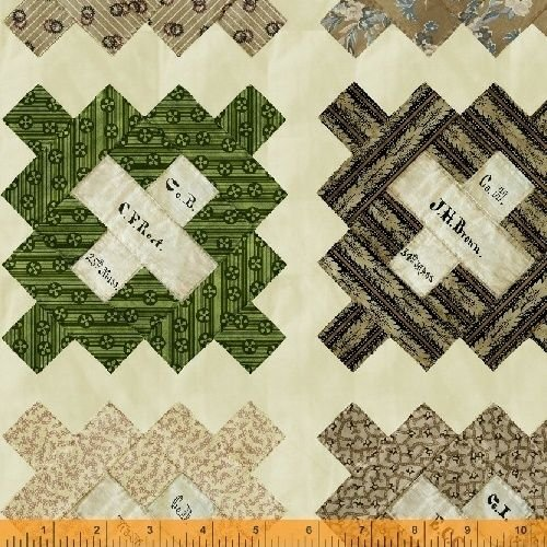 30027 Clara Barton Panel by Windham Fabrics