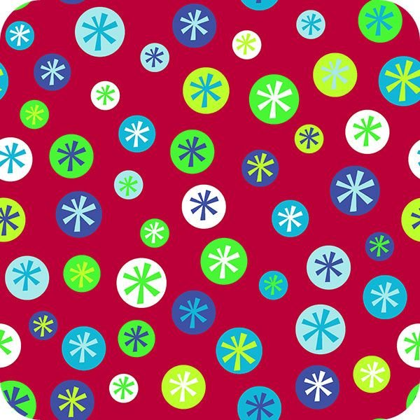 2SSC 1001 1RED Snow Days Cuddle by Shannon Fabrics