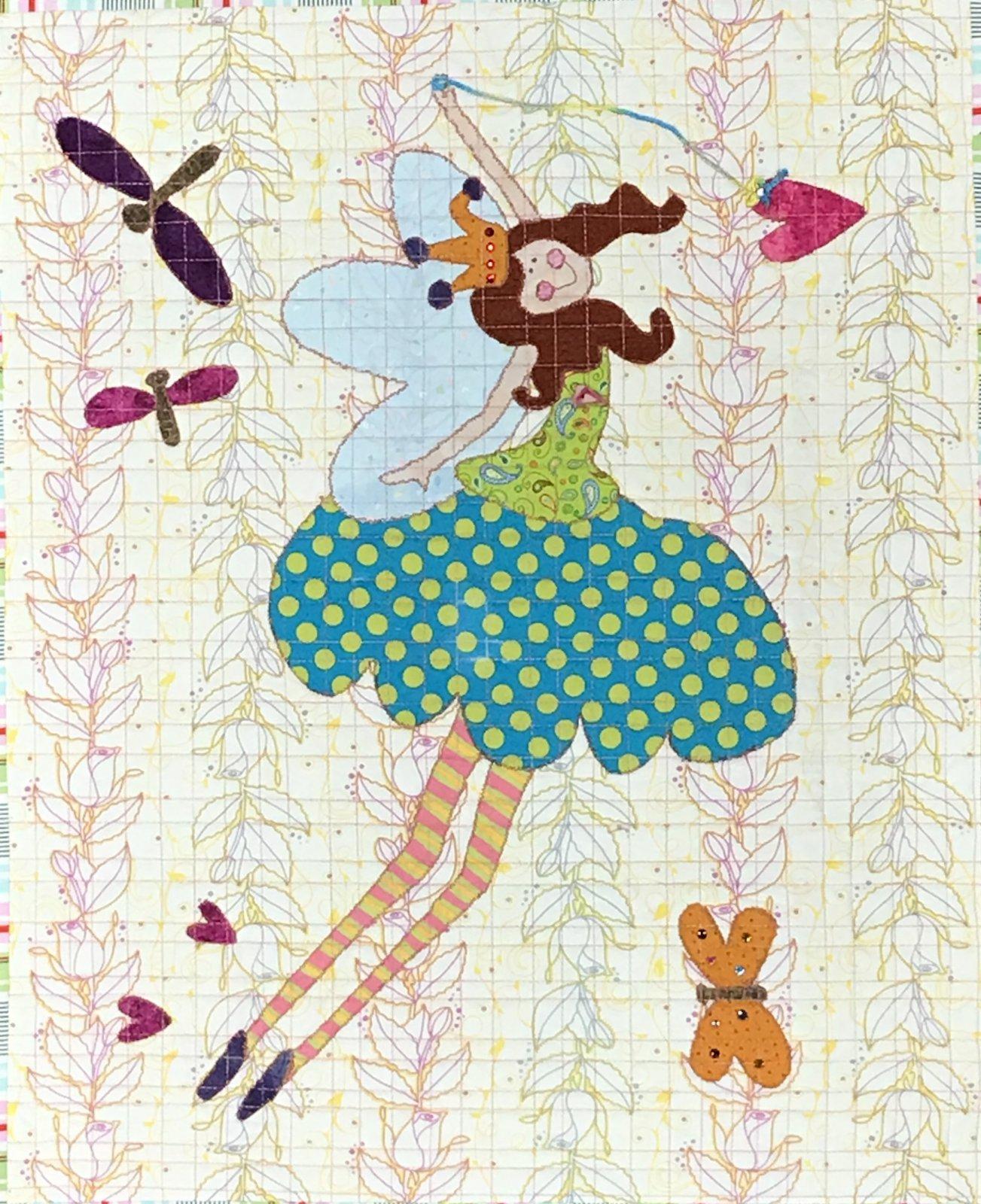 Fairy Queen Quilt Lauras Destash