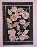 White Daisy Kit and Pattern