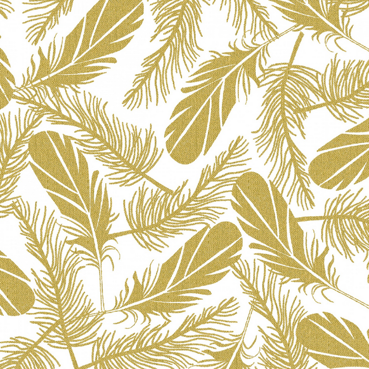 51405M 2 Precious Metal Nature by Whistler Studios for Windham Fabrics. 100% cotton 43 wide