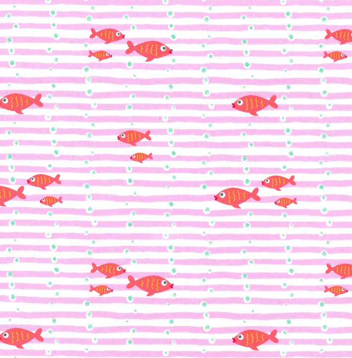 DC8330 CORA D Sunfish for Michael Miller Fabrics.  100% cotton 43 wide