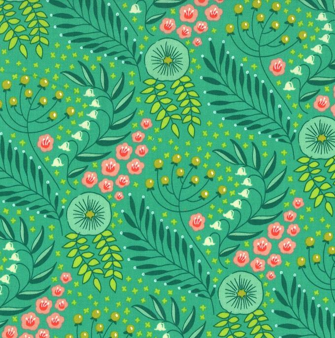 DC7823 GRAS D BOTANIKA for Michael Miller Fabrics.  100% cotton 43 wide