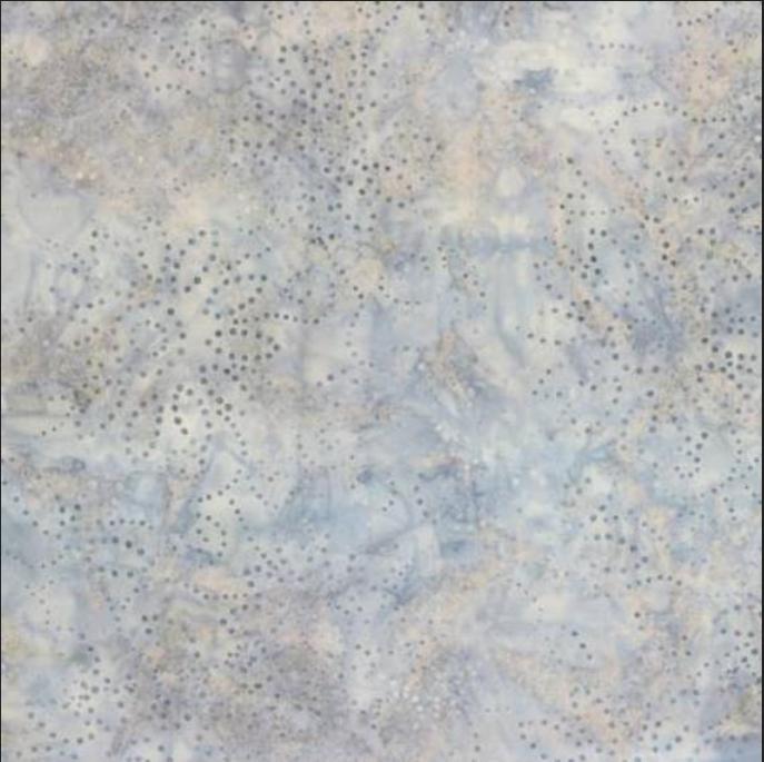 1400 22172 940 Kaleidoscope Floral Batik for Wilmington Batiks. 100% cotton 43 wide