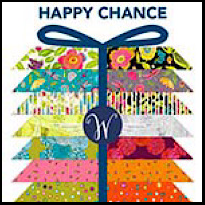 Happy Chance Fabric Fat Quarter Pack PRE-ORDER