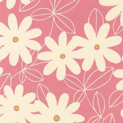 SB W8038 3 PINK Sevenberry for Robert Kaufman Fabrics 100% cotton 59 wide