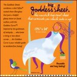 Goddess Applique Pressing Sheet 17 3/4 x 24