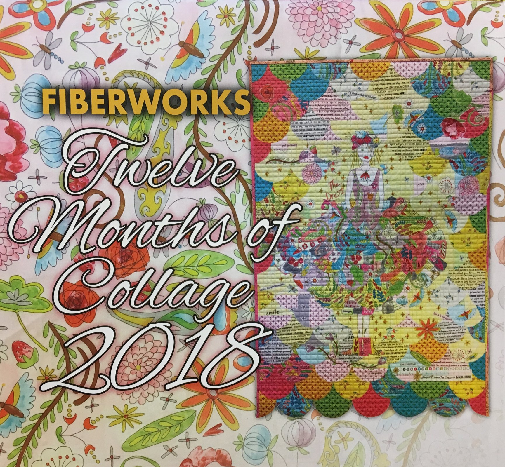 2018 Collage Calendar