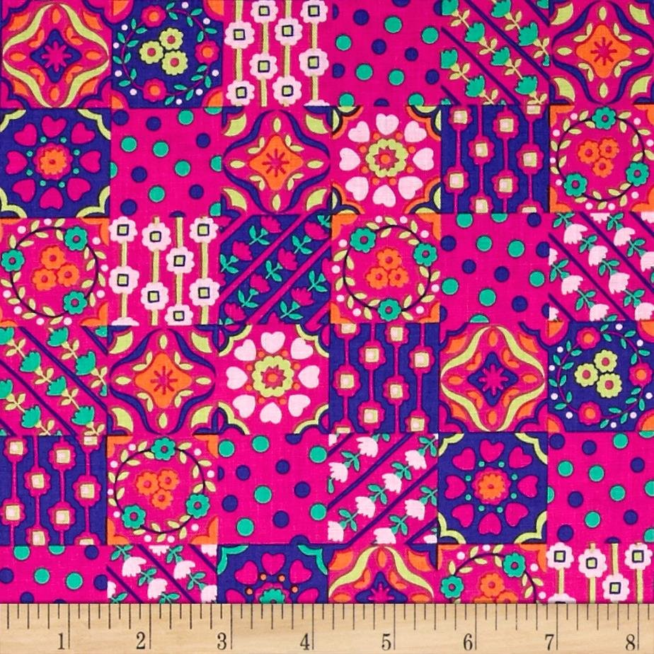 1310 Summer Garden by Benartex 100% cotton 44 wide
