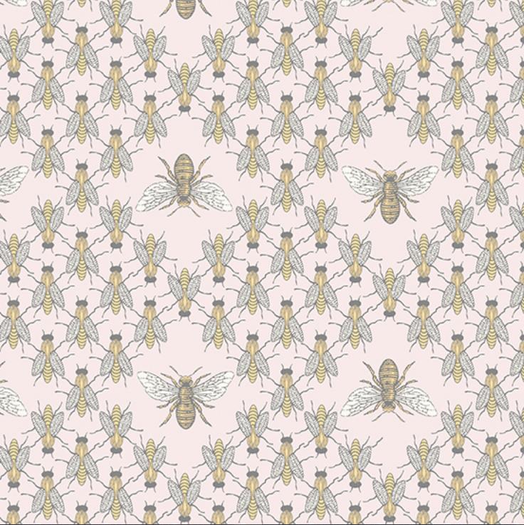 A 9263 E Botanica 2020 by Andover for Andover Fabrics. 100% cotton 43 wide