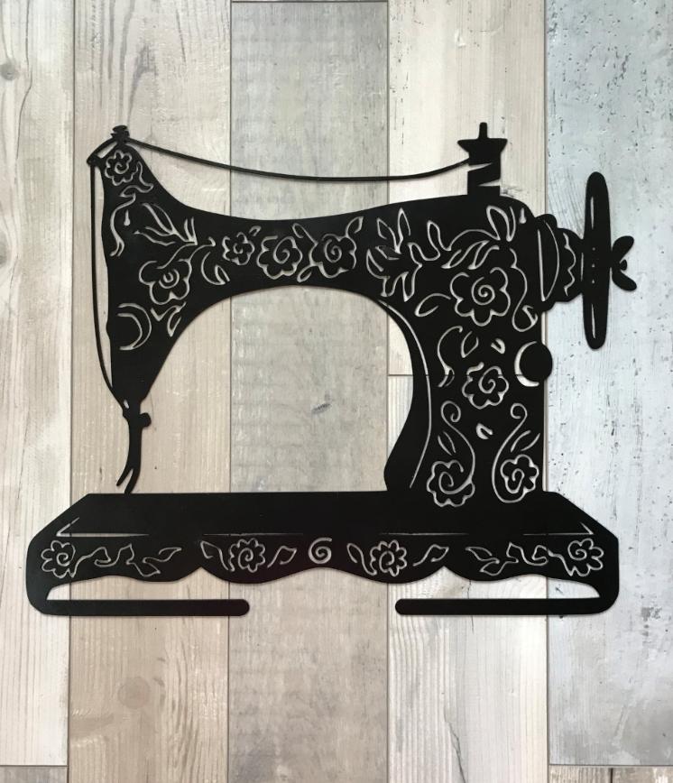 Sewing Machine Quilt Hanger