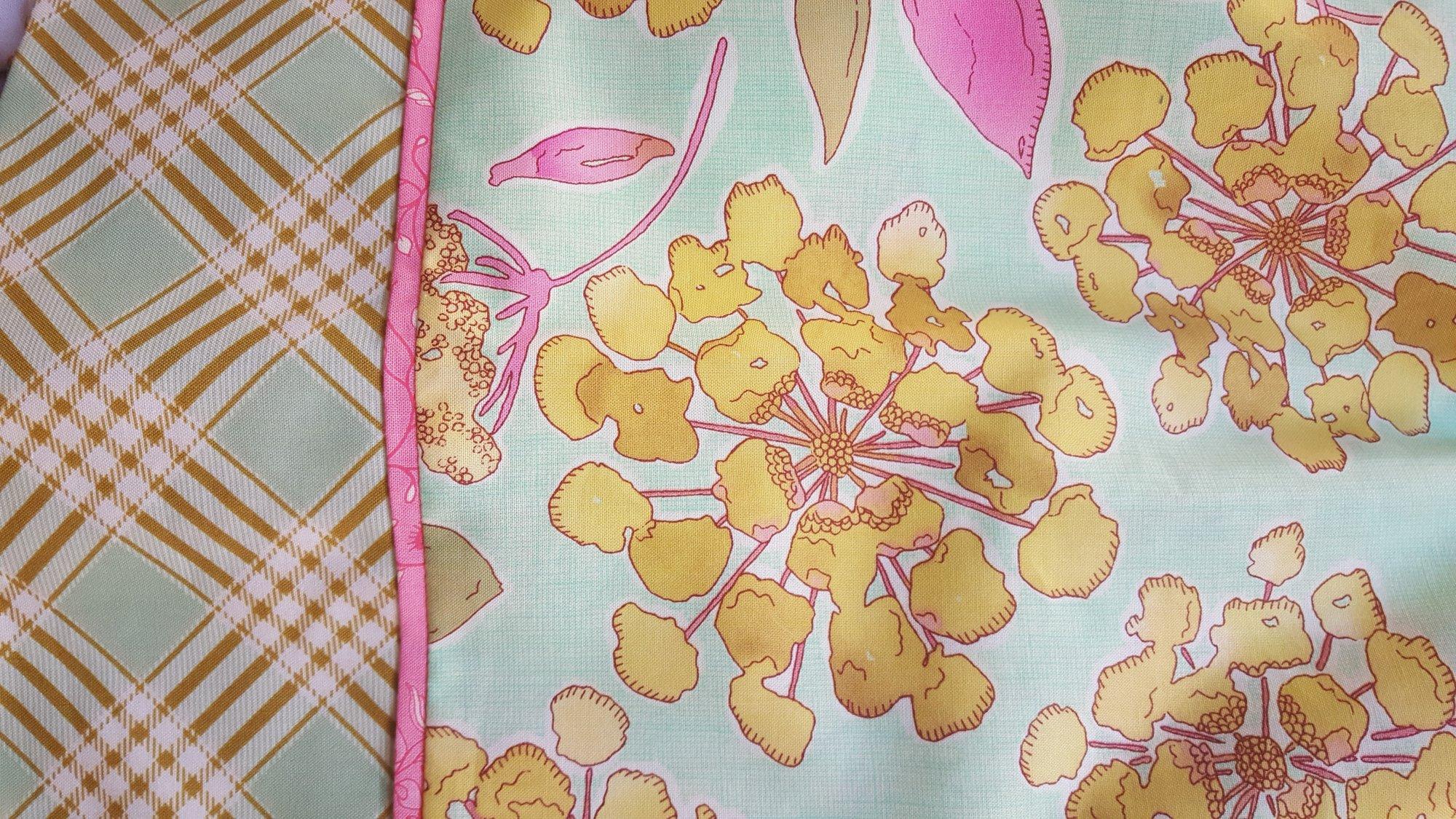 Pillowcase Kit - Garden Flower
