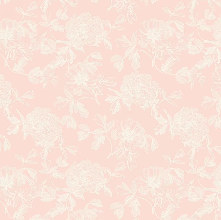 C8073 In Bloom Pink by My Mind's Eye for Riley Blake Designs. 100% cotton 43 wide