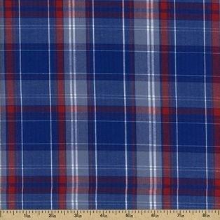 CUD 13073 202 Americana Newport Plaids by Robert Kaufman Fabrics