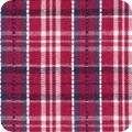 CUD 13074 3 Reds Newport Plaids by Robert Kaufman Fabrics