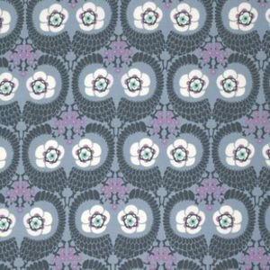 PWAB141 Zinc French Twist from Violette by Amy Butler for Free S
